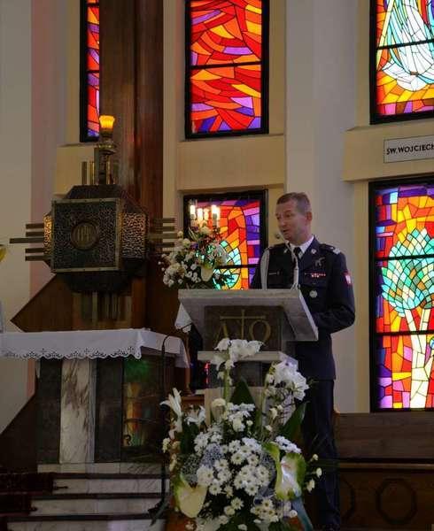 Pogrzeb Ludwika Wolińskiego