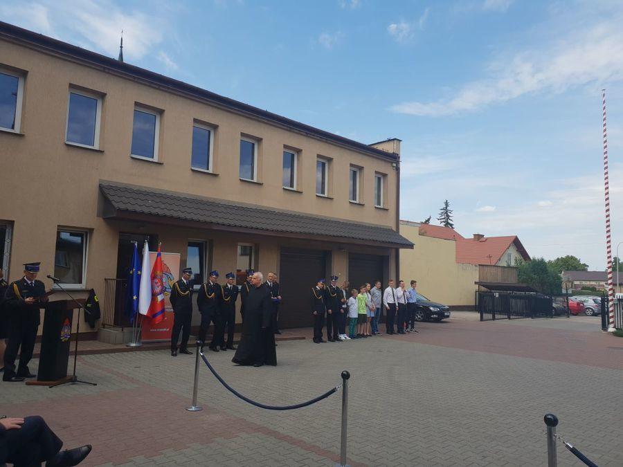 """Ogólnopolski Turniej Wiedzy Pożarniczej pt. """"Młodzież zapobiega pożarom"""""""