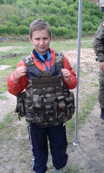 Cztery dni harcerskiej przygody z  SOSW w Dęblinie