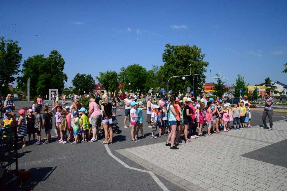 Dzień dziecka przed Ratuszem Miejskim 2018