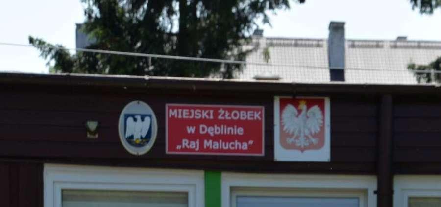40 lecie Żłobka Miejskiego w Dęblinie.