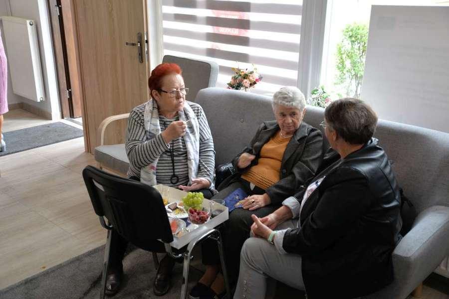 Otwarcie Dziennego Domu Pomocy Osobom Starszym -
