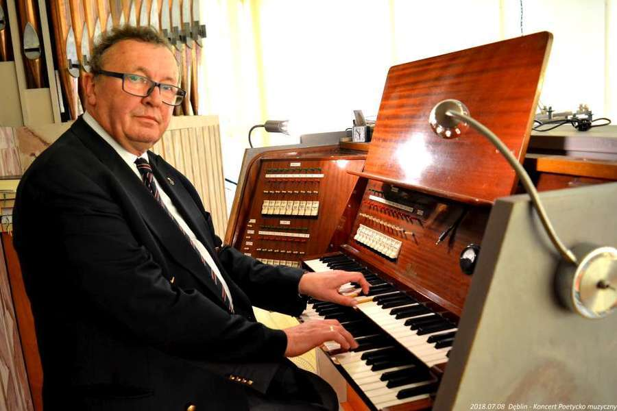 Drugi koncert IV - go Międzynarodowego Spotkania z Muzyka Organową.