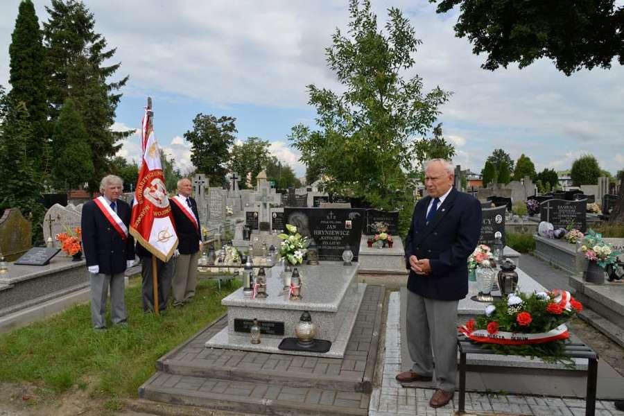 29 rocznica śmierci ppłk pil. obs. Jana Hryniewicza