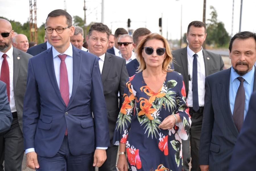 Niezapowiedziana wizyta Premiera Morawieckiego