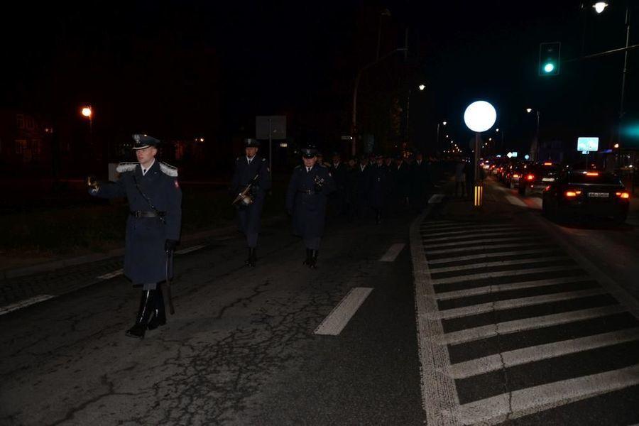 2018-11-28 - Dzień Podchorążego, 188 rocznica wybuchu powstania listopadowego