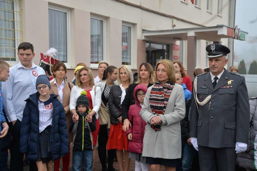 Dzień patrona SOSW w Dęblinie