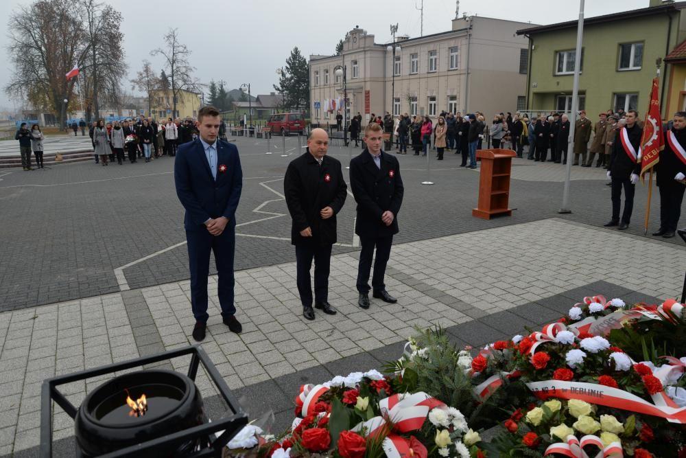 Uroczystości z okazji 100 – Lecia Odzyskania Niepodległości cz.1