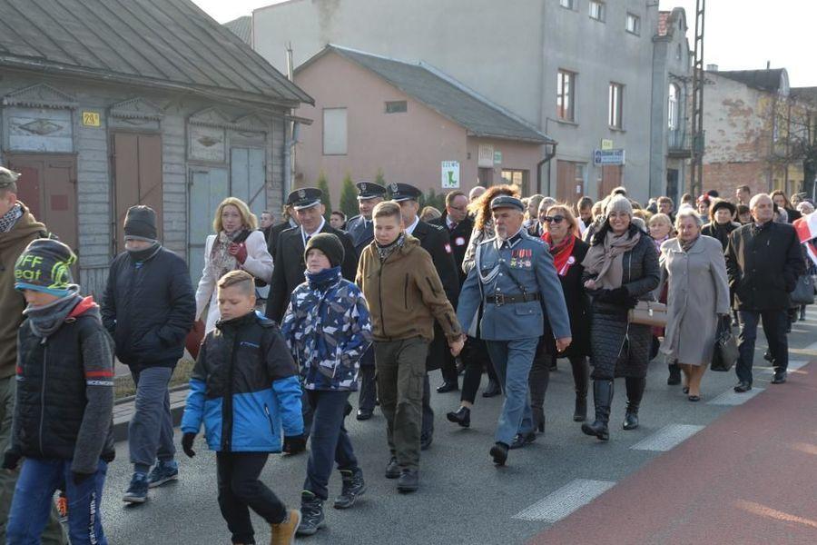 Uroczystości z okazji 100 – Lecia Odzyskania Niepodległości cz.2