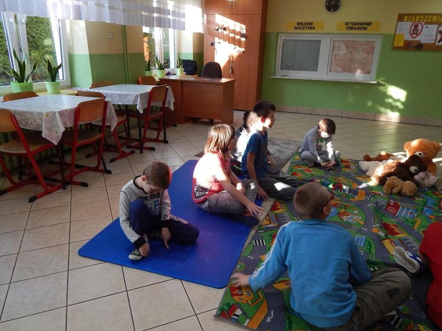 Dzień Pluszowego Misia w świetlicy szkolnej