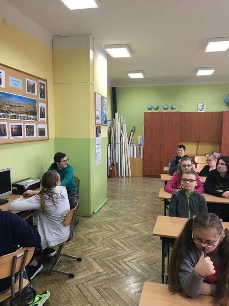 """""""Mistrz Pięknego Pisania"""" w SOSW w Dęblinie"""