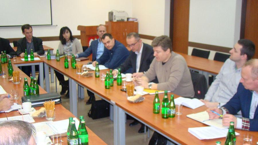Spotkanie w sprawie inwestycji PKP w Dęblinie