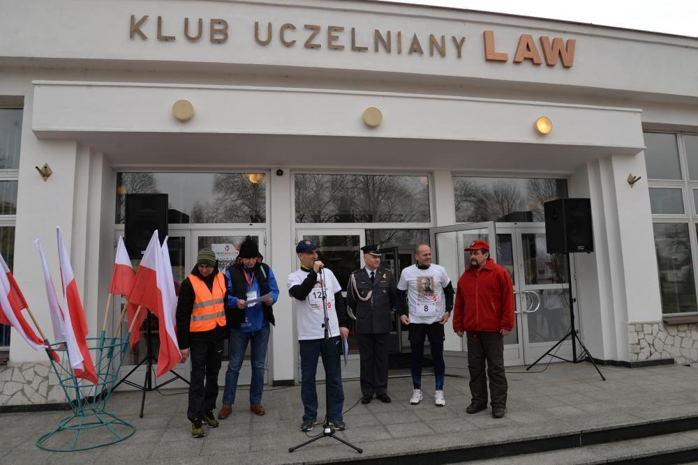 """VII edycja Biegu """"Tropem Wilczym. Bieg Pamięci Żołnierzy Wyklętych"""" w Dęblinie cz.1"""