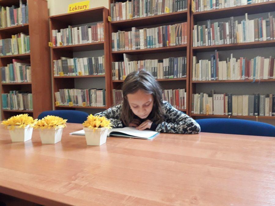 """Drugi etap konkursu """"Mistrz pięknego czytania"""""""