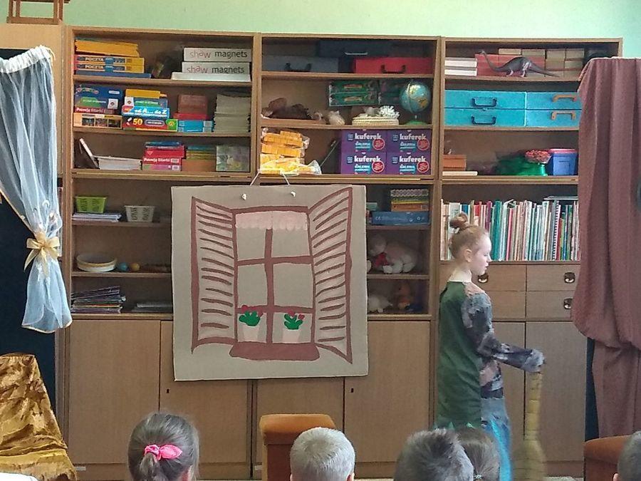 Migawki z Dnia Otwartego Szkoły Podstawowej nr 5