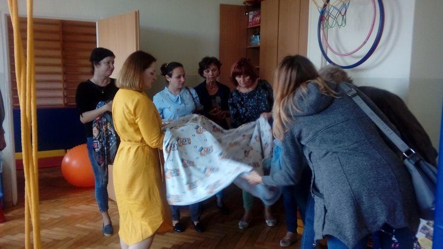 SOSW w Dęblinie prowadzi działania innowacyjne w ramach współpracy z innymi placówkami