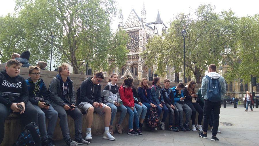 Majówka w Londynie i Brighton