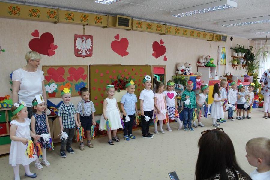Rodzinne świętowanie w Miejskim Przedszkolu nr 4 w Dęblinie