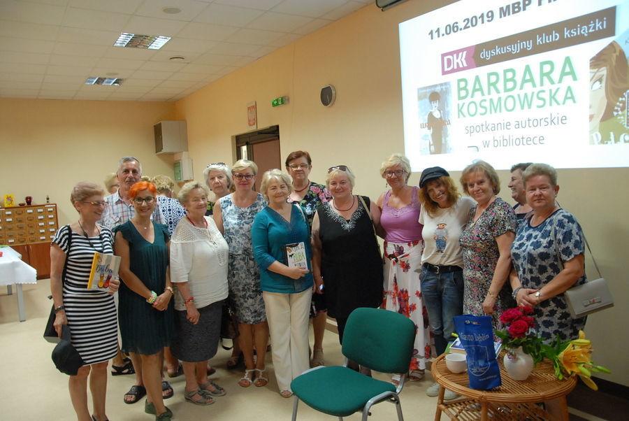 Niezwykłe spotkanie w MBP Filia Masów.