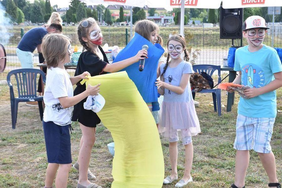 Powitanie Wakacji na osiedlu Wiślana - Żwica