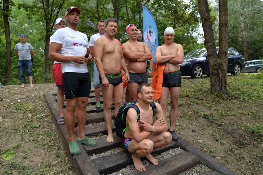 Poland Slow Swimming – Dęblin 2019 - cz.1