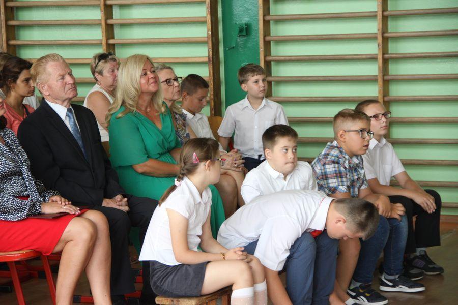 Uroczyste Rozpoczęcie Roku Szkolnego 2019/2020 w SOSW w Dęblinie