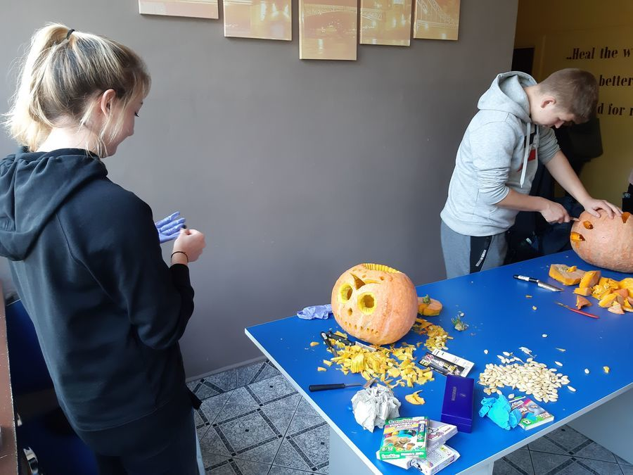 Festiwal dyni w ZSZ nr 2