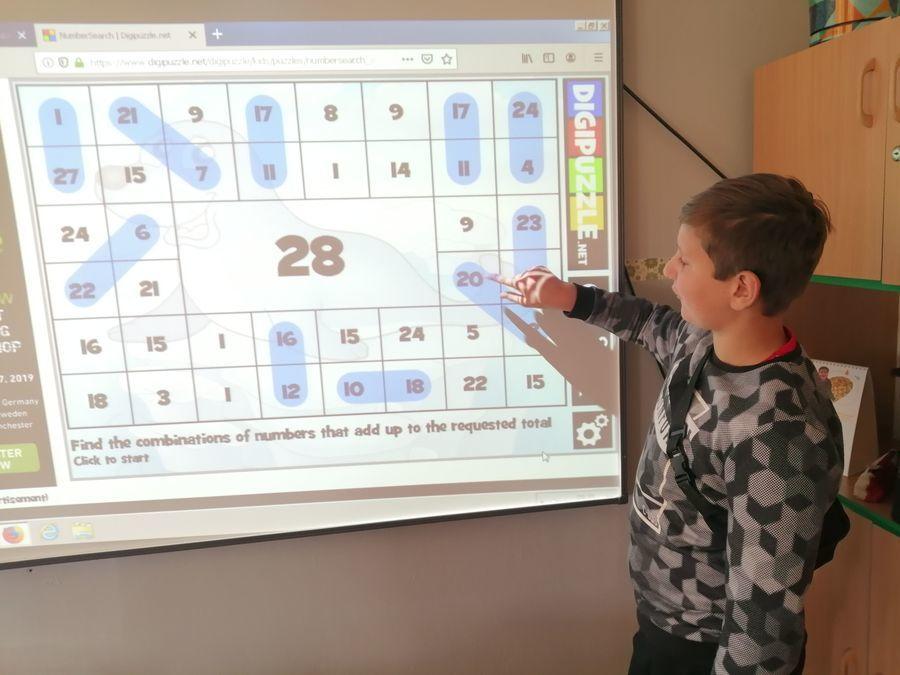Programowanie na lekcjach matematyki.