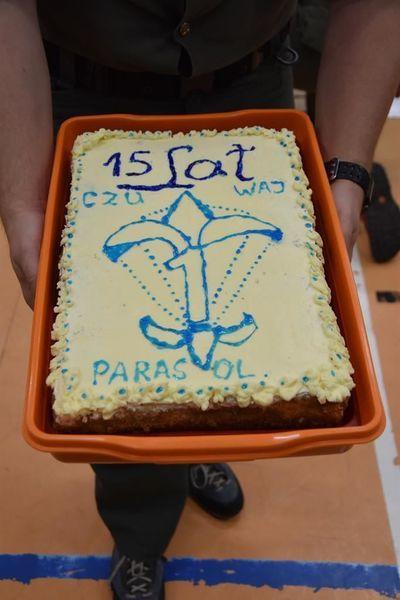 "15 –lecie 1DDH ""Parasol"""