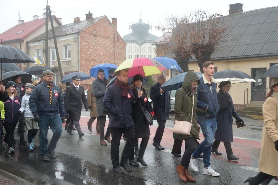 W dniu 11 listopada 2019 r. odbyły się w Dęblinie uroczystości z okazji Narodowego Święta Niepodległości