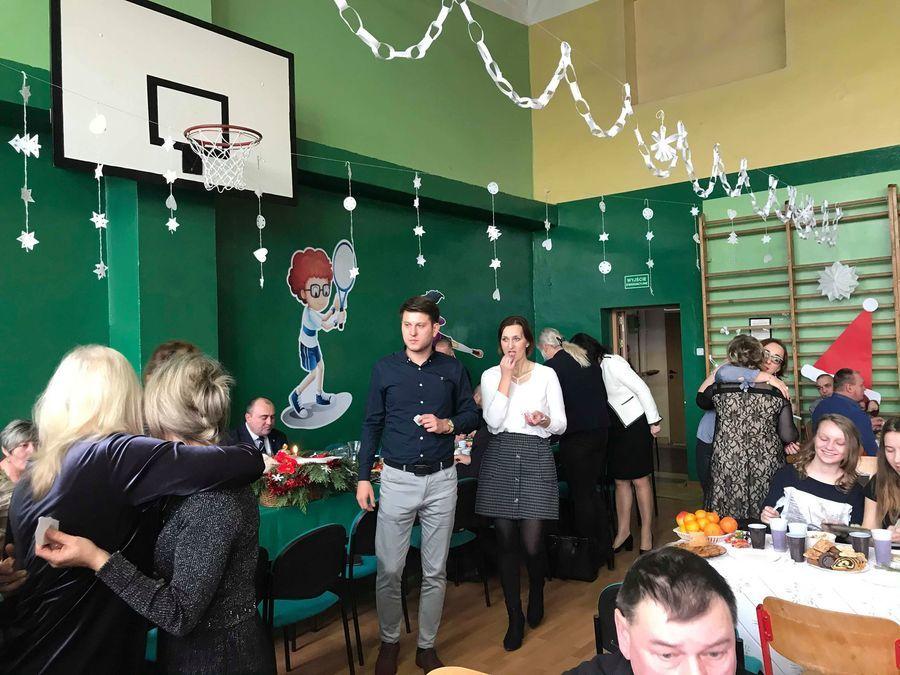 Spotkanie Wigilijne w Specjalnym Ośrodku Szkolno- Wychowawczym