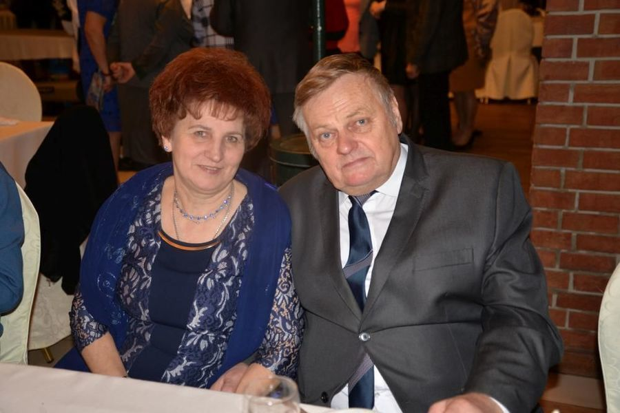 Spotkanie noworoczne Polskiego Związku Emerytów Rencistów i Inwalidów.