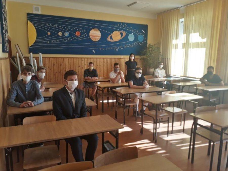 Zakończenie roku szkolnego w ZSZ1