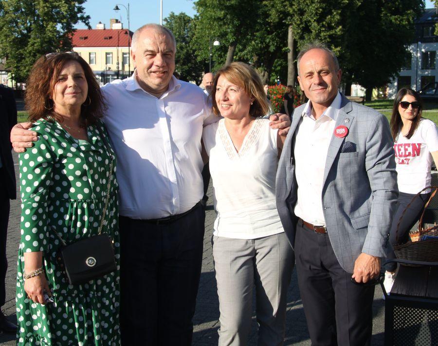 Wicepremier Sasin w Dęblinie