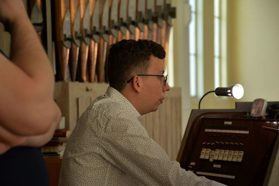 Zakończenie VI Spotkania z Muzyka Organową