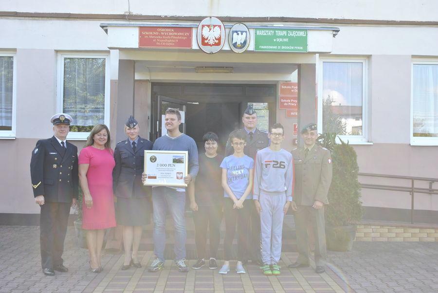 Współpracy SOSW z Kursem Oficerskim LAW w Dęblinie ciąg dalszy…..