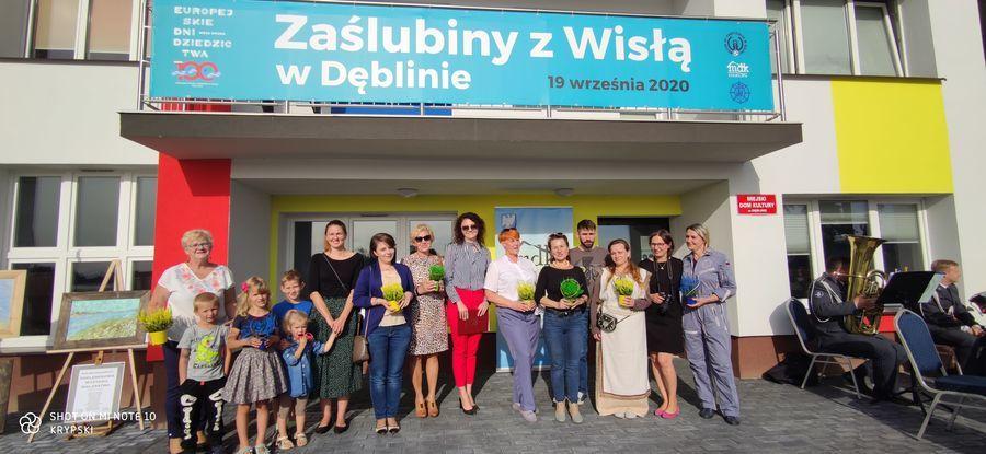 Europejskie Dni Dziedzictwa 2020 - Zaślubiny z Wisłą