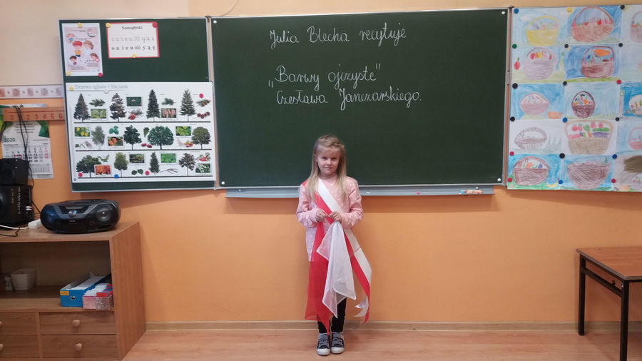 Julia Blecha autor: Barbara Kurek