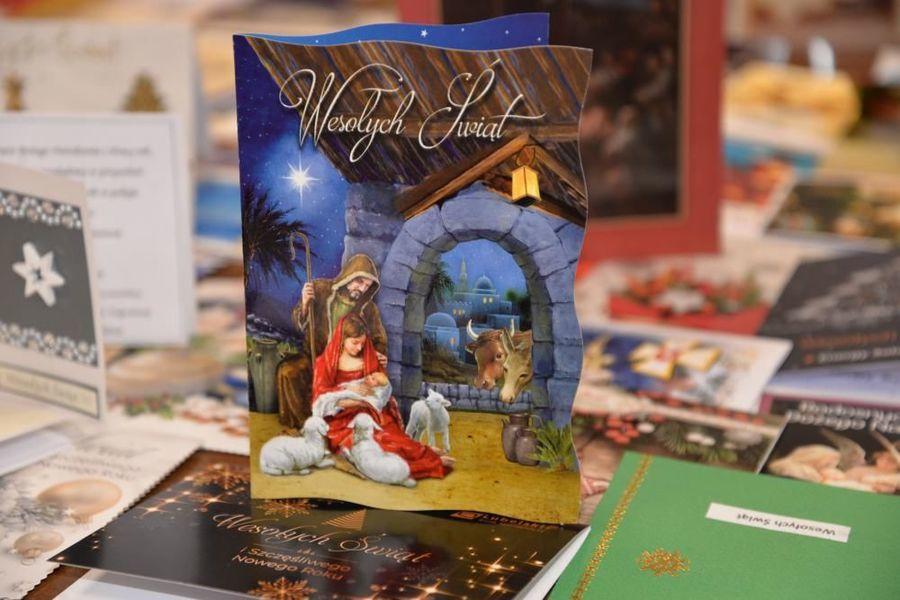 Podziękowania Burmistrz Dęblina za nadesłane karty świąteczno
