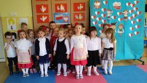 Święto Narodowe Trzeciego Maja w Miejskim Przedszkolu nr 3