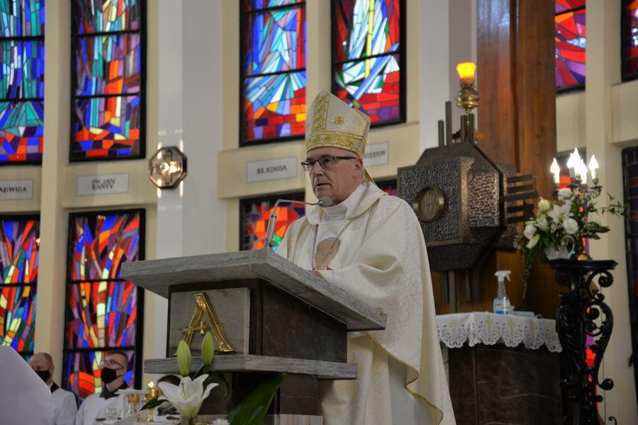 Święty Jan Paweł II Patronem i Orędownikiem Miasta Dęblin