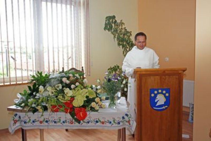 Przemowa O. dr. A. Chrapkowskiego