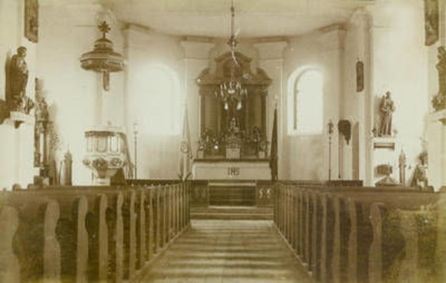 Zdjęcie Gminy z 1925