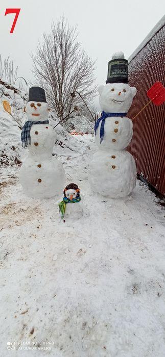 """Podsumowanie Konkursu na """"Najpiękniejszą Figurę Śniegową"""""""