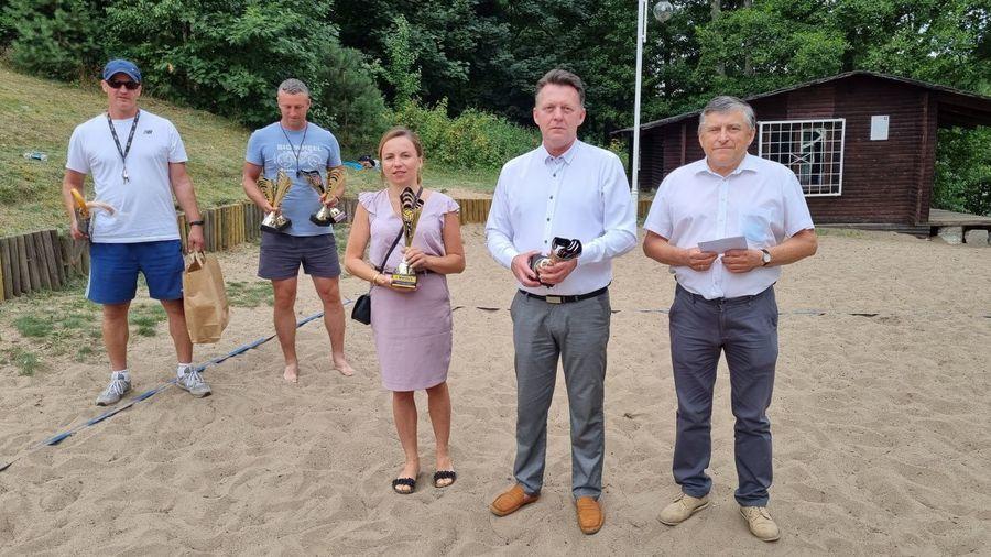 XVIII Mistrzostwa Powiatu Kościerskiego  w Siatkówce Plażowej