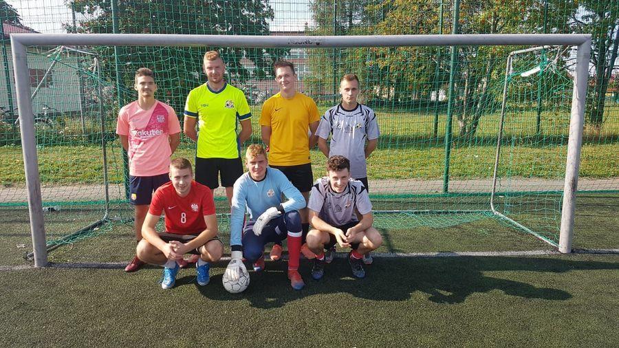 Turniej Piłki Nożnej kat. 16+