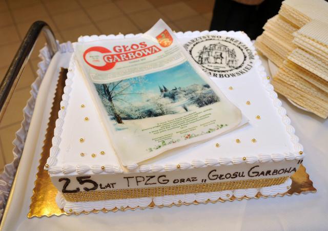 Jubileusz 25-lecia TPZG