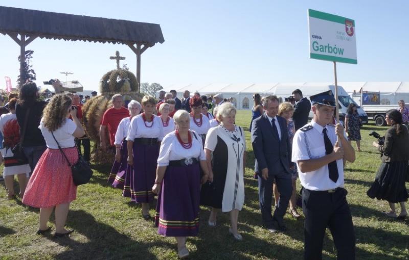 Dożynki - Radawiec 2016