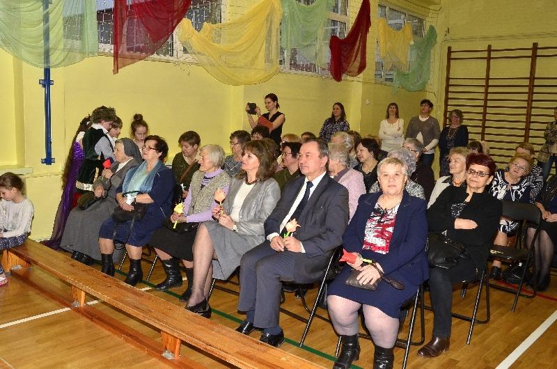 Karnawałowe spotkanie seniorów 2017