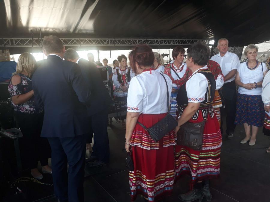 Dożynki Powiatowe i Wojewódzkie 2018